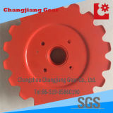 Red Painting Spuiten Conveyor Chain Special Sprocket
