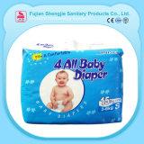 Nova chegada Super Fino confortável máquinas de fraldas para bebé