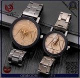 Yxl-276 남녀 공통 스테인리스 형식 Wathes 도매 공장 Wirst 최신 판매 석영 시계 시계