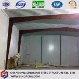 Sinoacme de haute qualité Structure légère en acier préfabriqués Warehouse
