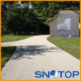 Задавленный стабилизатор тропа гранита, сетка подъездной дороги для гравия, гравия сохраняя сетку