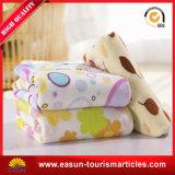 Детский норки крупный вязки лучших полярных флис одеяло для безвозмездной передачи
