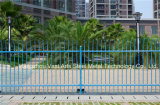 2 Schienen-schöne Sicherheits-industrieller Wohngarten-Zaun
