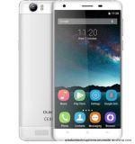 "Oukitel K6000 4G 5.5 ""Celular Android 5.1 Mtk6735 64bit Quad Core 1.0GHz 2GB 16GB 13.0MP OTG Fast Charge Dual SIM GPS Smart Phone Silver"