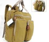 Unisexmama-Beutel-Baby-Windel-Windel-Rucksack mit Spaziergänger-ändernder Auflage