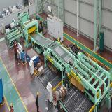 Нержавеющая сталь обрабатывала изделие на определенную длину линия машины