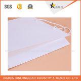 hecho personalizado de alta calidad bolsa de papel manila
