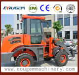 Caricatore poco costoso del caricatore Zl16f della rotella 1.6ton della Cina piccolo da vendere