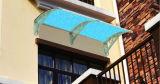 tenda del policarbonato del tetto del blocco per grafici dell'acciaio inossidabile di 1000*1200mm