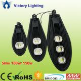 Illuminazione stradale all'ingrosso della PANNOCCHIA 100W LED di buona qualità