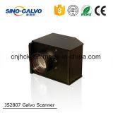 Головка Js2807 Galvo оборудования лазера высокоскоростная для маркировки Barcode