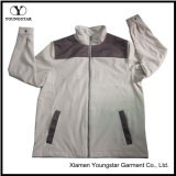 Ys-1069 Men Boys Polar Fleece Impermeável Respirável Softshell Jacket