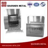 La producción de lámina metálica personalizada maquinaria de fabricación de piezas para el cuadro de Eletrical/Shell