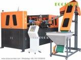 Cavidades automáticas de la máquina del moldeo por insuflación de aire comprimido del estiramiento del animal doméstico/de la máquina 4 del moldeo por insuflación de aire comprimido