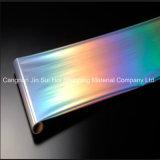 Hete het Stempelen van de Folie van Corlor van de laser Folie