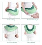 Moda de plástico de masaje de cuello y hombro de acupuntura