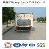 4cbm Dongfeng Euro4 Caminhão Sweeper de sucção de poeira