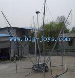 Singolo trampolino rotondo gonfiabile dell'ammortizzatore ausiliario da vendere (BJ-KY03)