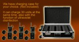 Het draadloze Draagbare Systeem van de Gids van het Systeem \ van de Gids van de Reis Radio (tp-WTG02)