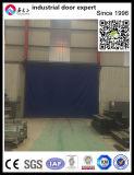 Надземная промышленная дверь для мастерской