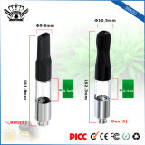 Dex (S) rechargeable haute-transparent 0.5ml Cbd Huile Huile de chanvre Cartridge Bbtank Vape Pen