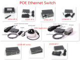 4 8 16 24 commutateurs ethernets Poe des ports 100m Poe