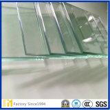 1.5mm-12mmの明確なガラス、Windowsのゆとりの浮遊物の建物のガラスシャワーガラス
