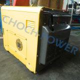 4.5-8.3kVA Ce/ISOによって証明される極度の無声ディーゼル発電機