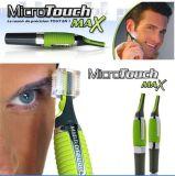 Micro Touch Max Personal Ear Nose cuello pelo de la ceja de ajuste Groomer Remover