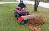 Balai de pouvoir de nettoyage de pelouse et de jardin