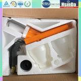 Pistola manuale elettrostatica del rivestimento della polvere dello spruzzo