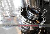 Reactor de acero inoxidable de 500 litros de reactores químicos
