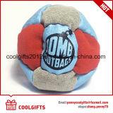 方法ごまかす球、スエードファブリックフリースタイルのフットボール、柔らかい詰められた蹴りの球