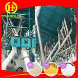 pianta della fresatrice del mais del laminatoio del cereale 100t/24h per lo Zambia