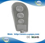 Prezzo competitivo USD88.5/PC di Yaye 18 per gli indicatori luminosi di via della PANNOCCHIA 120W LED con 3 anni di Warranty/Ce/RoHS