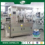 Полноавтоматическая горячая машина для прикрепления этикеток клея OPP Melt