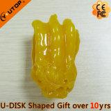 전 세트 선물 수지 주문 모양 USB 섬광 드라이브 (YT-3295)