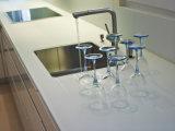 La lacca domestica della mobilia della cucina di disegno cuoce l'armadio da cucina