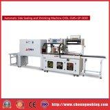 Máquina de envolvimento pequena térmica elétrica do Shrink da alta qualidade de Dongguang Pmk para livros