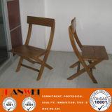 Chaise longue à manger en bois massif en noyer en hêtre en bois