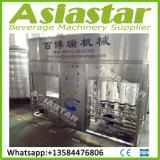 Planta de Tratamento de Filtro de Água Mineral Automática de Aço Inoxidável