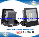 Yaye 18/Meanwell CREE LED de iluminação de farol de 150W / 150W túnel LED de iluminação com 5 anos de garantia