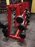 D'haltères en caoutchouc Crossfit Accueil Salle de gym de l'équipement de levage de poids