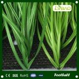 Hierba artificial de la alta calidad para el balompié y el fútbol