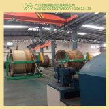 Fil d'acier recouvert de caoutchouc renforcé par une tresse le flexible hydraulique (SAE100 R1-1/2)