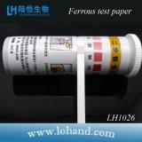 Papel de teste ferroso por atacado Lh1026 no baixo preço