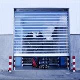 Porte rapide à grande vitesse de garage d'obturateur de rouleau
