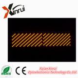 Sola pantalla al aire libre del módulo de la visualización de LED del amarillo del color P10 para hacer publicidad de la cartelera