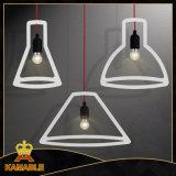 Einfacher dekorativer Abendessen-Raum-hängende Lichter (KAP9110/3)