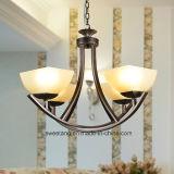 Osten-heißer Verkaufs-moderne hängende Leuchter-Lampe mit Glas